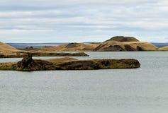 Myvatn lake, Iceland Stock Images