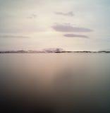 Myvatn See in Island Lizenzfreies Stockbild