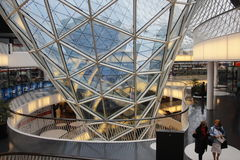 MyZeil Frankfurt Stock Photos