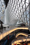 MyZeil Frankfurt Stock Photo