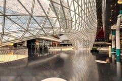 MyZeil shopping centre in Frankfurt Am Main Royalty Free Stock Photo
