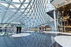 MyZeil Shopping Mall Stock Image
