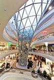 MyZeil Shopping Mall stock images