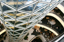 The MyZeil Shopping Mall Stock Photography