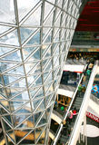 The MyZeil Shopping Mall Royalty Free Stock Images