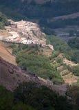 Mzik, mała Berber wioska Obrazy Royalty Free