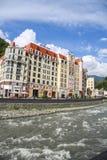Mzymta river Stock Image