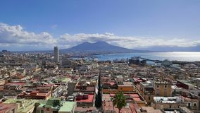 Nápoles 007 Fotografía de archivo