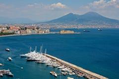 Nápoles, Campania, Italy fotos de stock royalty free