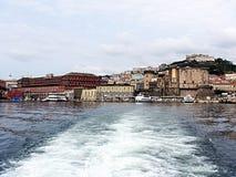 Nápoles del mar Fotos de archivo libres de regalías