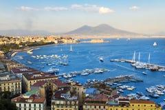 Nápoles, Itália Imagens de Stock Royalty Free