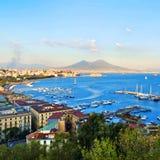 Nápoles, Itália Fotos de Stock