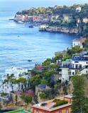 Nápoles, Itália Foto de Stock