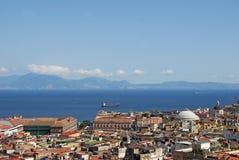 Nápoles, Royal Palace. imagen de archivo