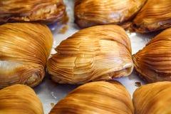 Nápoles tradicional doce, Campania, Itália Imagens de Stock Royalty Free