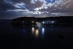 Núvols Macarelleta стоковое изображение rf