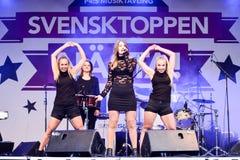 Nästa de Svensktoppen Imagen de archivo