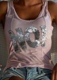 Não! Fotografia de Stock