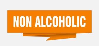 não alcoólico ilustração do vetor