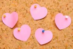Não esqueça o dia do Valentim! Fotografia de Stock Royalty Free