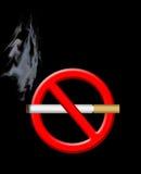 Não fumadores Imagem de Stock Royalty Free
