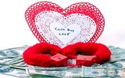 Não possa por Amor Imagem de Stock Royalty Free
