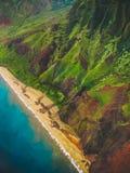 NÄ 梵语海岸天线 库存照片