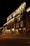 Nächte von St Petersburg Stockbild