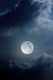 Nächtlicher Himmel Lizenzfreies Stockfoto