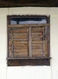 Nägel up Fenster Lizenzfreies Stockbild