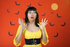 Näherungswert Halloween Lizenzfreie Stockfotos