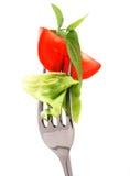 Nähren Sie Nahrung lizenzfreie stockfotografie