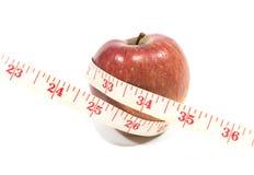 Nährende frische Äpfel der Frucht Lizenzfreie Stockbilder