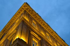 När i Rome Royaltyfri Foto