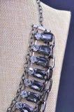 Nära övre för halsband Royaltyfri Bild