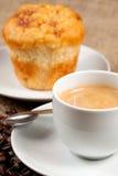 Nära övre för kaffe Royaltyfri Bild