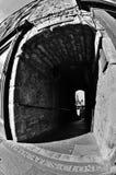 Nära förkämpe, Edinburgh, Skottland Arkivfoto