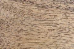 Nära sikt av en wood tabellöverkant arkivbild