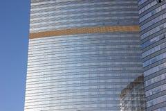 Närbild av byggnad royaltyfria foton