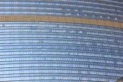 Närbild av byggnad arkivfoto