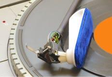 Närbild av en nål för lokalvårdkassett Royaltyfria Foton