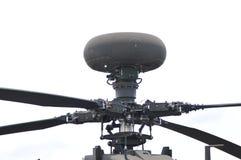 Närbild för långbågemillimeter-våg radar Royaltyfria Bilder