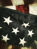 Grunge USA sjunker Arkivbild