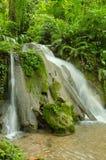 Närbildvattenfall Royaltyfri Fotografi