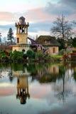 Nästan vinter på Versailles Fotografering för Bildbyråer