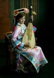 nätt asiatisk flicka royaltyfri bild