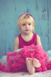 nätt barn Royaltyfri Fotografi