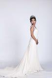 Nätt kinesisk brud Royaltyfria Foton