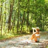 nätt löparebarn fotografering för bildbyråer
