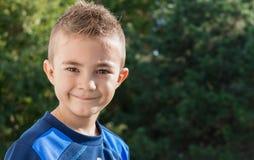 nätt pojke Fotografering för Bildbyråer